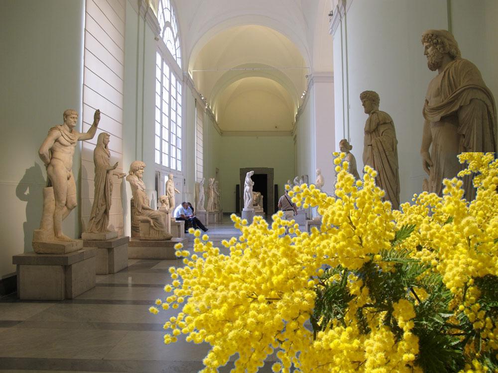 Musei Gratis  a Napoli per la Festa della Donna 2017