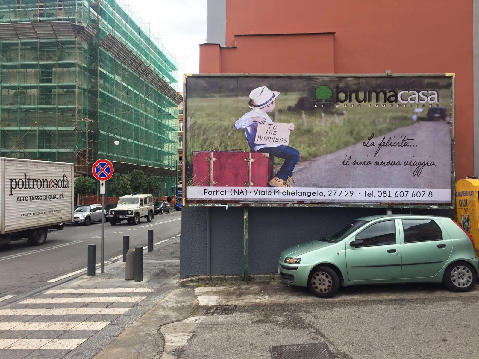 Affissioni di Poster 6x3 Portici